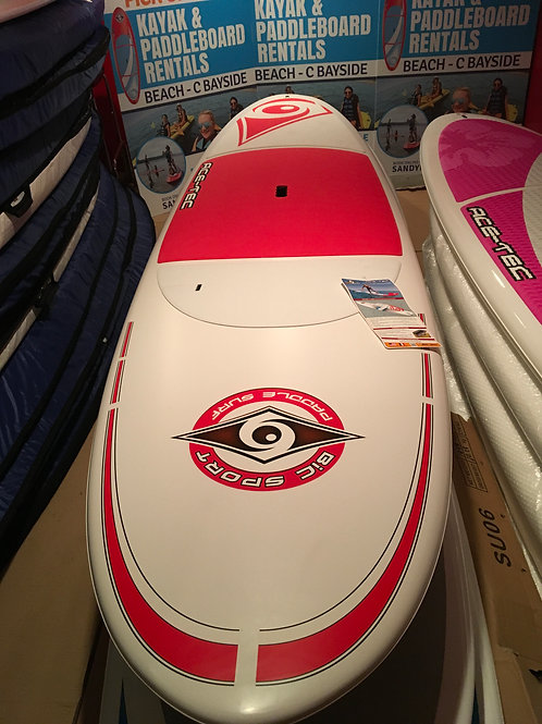 10'6 bic sport Ace-Tec Performer ltd stand up paddle board