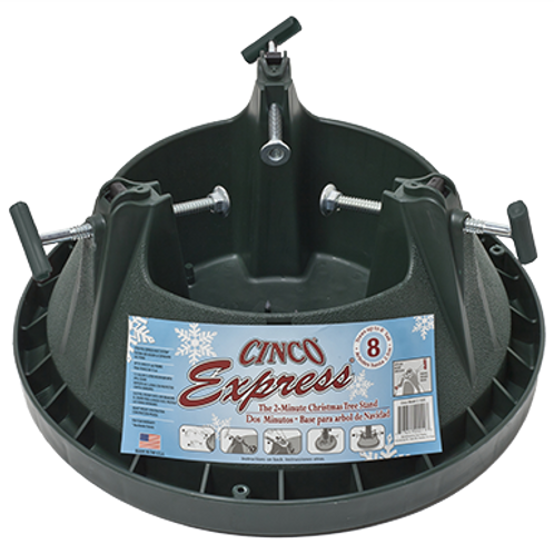 CINCO TREE STAND- TREES UP TO 8FT