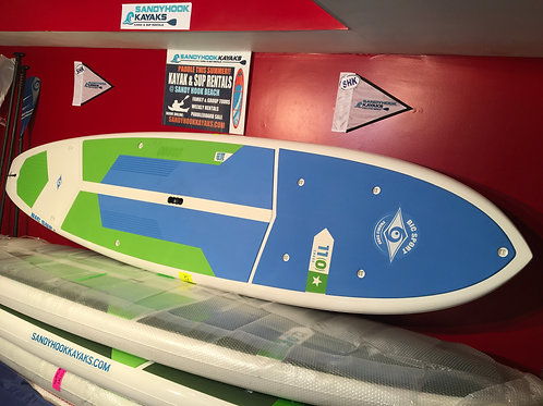 11' Cross Adventure - BIC Sport ACE-TEC stand up paddle board sup