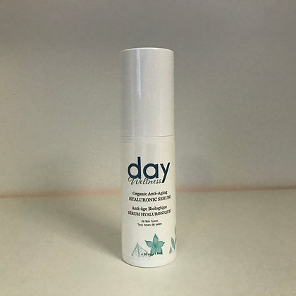 Day Wellness Organic Anti-Aging Hylauronic
