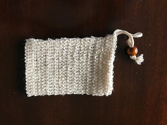 Natural Sisal Soap Sack