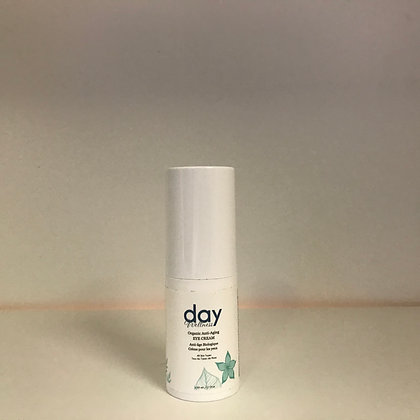 Day Wellness Organic Anti-Aging Eye Cream
