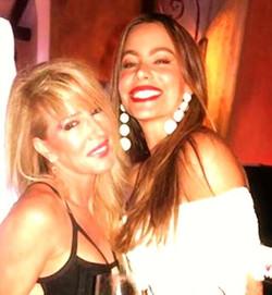 Me and Sophia Vagara _-) a Sweety_edited