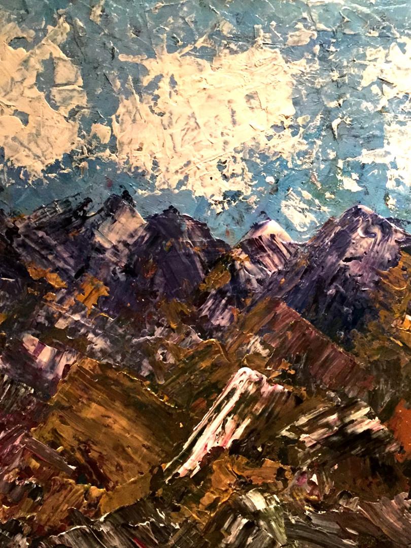 Mountains of Prayer