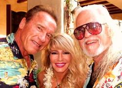 Arnold's (The Terminator) Birthday Party