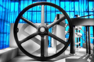 Atomic wheel