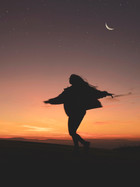 Dancing The Night Away.  Song By The Amazing Rhythm Aces.  Photo by Javier Allegue Barros / Unsplash