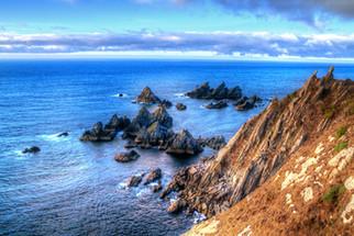 Cliffs at O Picon