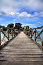 Waywalk to Santa Cruz Castle