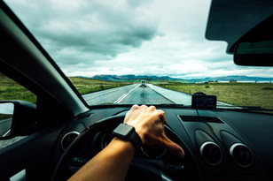...Keep your eyes on the road, your hands upon the wheel...  From the song Roadhouse Blues by The Doors  Photo by Tim Foster / Unsplash