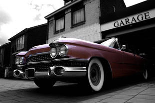 ...My love is bigger than a Cadillac...  From the song Not Fade Away by Budy Holly  Photo by Cyril Wermers / Flickr