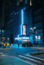 ...They say the neon lights are bright on Broadway, they say there's always magic in the air...  From the song Broadway by The Drifters  Photo by Alex Simpson / Unsplash