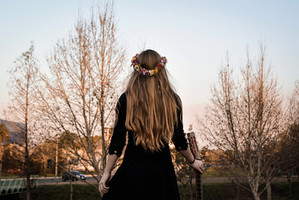 If you're going to San Francisco be sure to wear some flowers in your hair...  From the song San Francisco by Scott Mackenzie  Photo by Jessica Oliveira / Unsplash