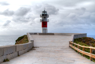 The Lighthouse of Cape Ortegal
