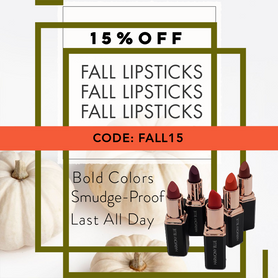 15% Off with Code: FALL15