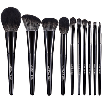 Face It Brush Collection | Black
