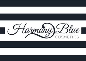 Harmony Blue Cosmetics Logo