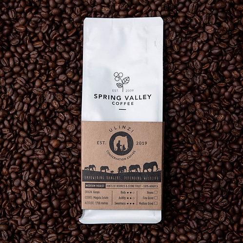 Ulinzi Conservation Coffee
