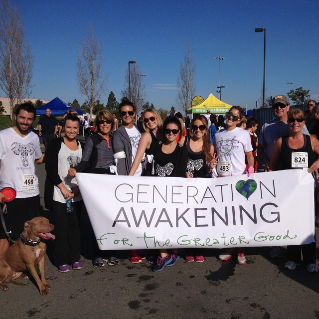 Fountain Valley 5k run for a cause
