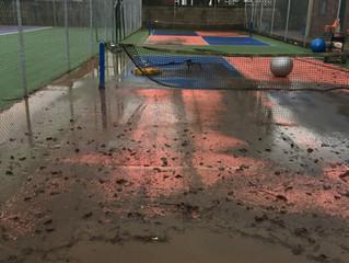 Tennis Court Cleaning in Cumbria