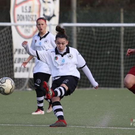 Spezia perde la Partita, ma tristezza solo per l infortunio a Jessica  Di Lupo