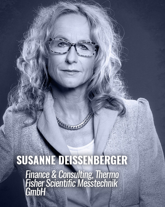 SUSANNE DEISSENBERGER — Finance & Consulting, Thermo Fisher Scientific Messtechnik GmbH