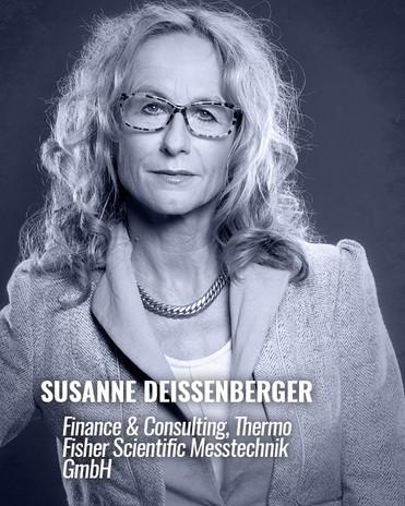 SUSANNE DEISSENBERGER — Finance & Consulting, Thermo Fisher Scientific Messtechnik GmbH