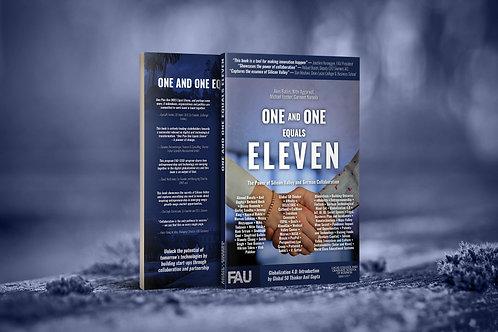 Kopie der Kopie von ONE AND ONE EQUALS ELEVEN - Taschenbuch