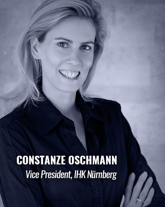 CONSTANZE OSCHMANN - Vizepräsidentin der IHK Nürnberg