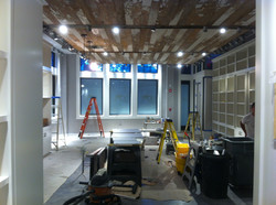 Interior Commercial Painting