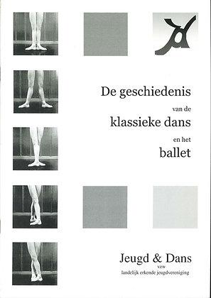 De geschiedenis van de klassieke dans en het ballet