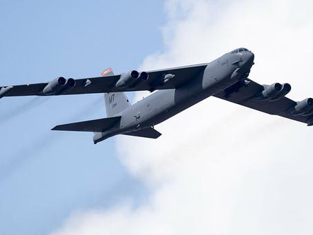戦略爆撃機、グアムから撤収 本土からの運用に転換―米
