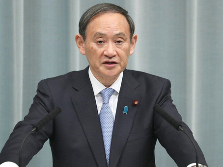 菅官房長官「混乱ないよう判断」=緊急宣言の延長是非