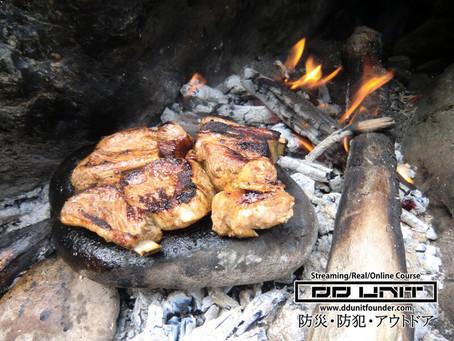 【シンプルたき火料理の勧め】