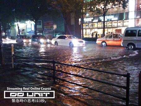台風から一か月 死者の1/4が「車中死」