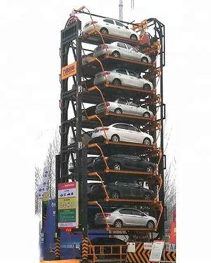 Automatic-stack-car-parking-system-parki
