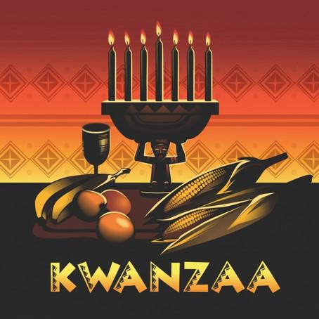 Kwanzaa, un Cortège d'Irrévérence
