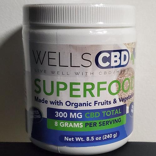 Wells CBD superfoods