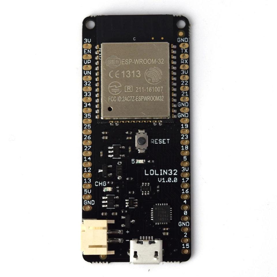 WEMOS LOLIN32 V1 0 0 - wifi & bluetooth board