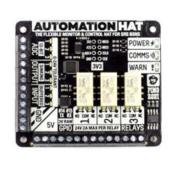 Automation Hat for Raspberry Pi