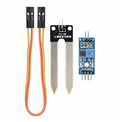 Moisture sensor for Raspberry Pi and Arduino