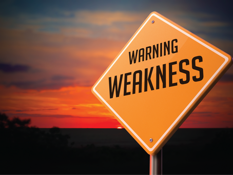 Embrace Your Weakness