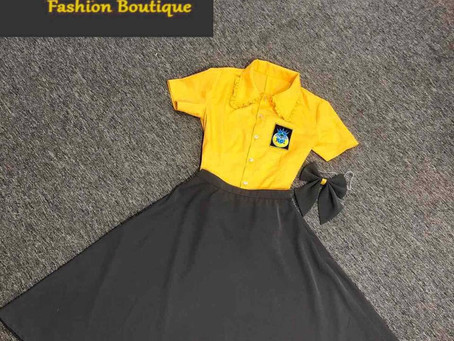 Dress smartly and take pride in your appearance. (Uniform Design 1)