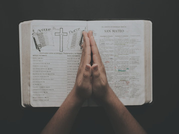 Prayer Led My Friend Back to The Bible
