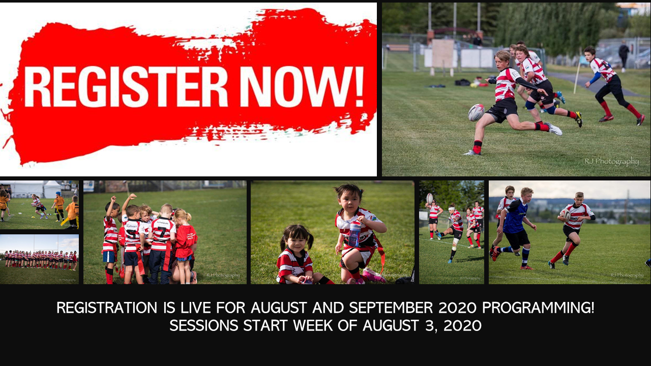 2020 Registration is live!
