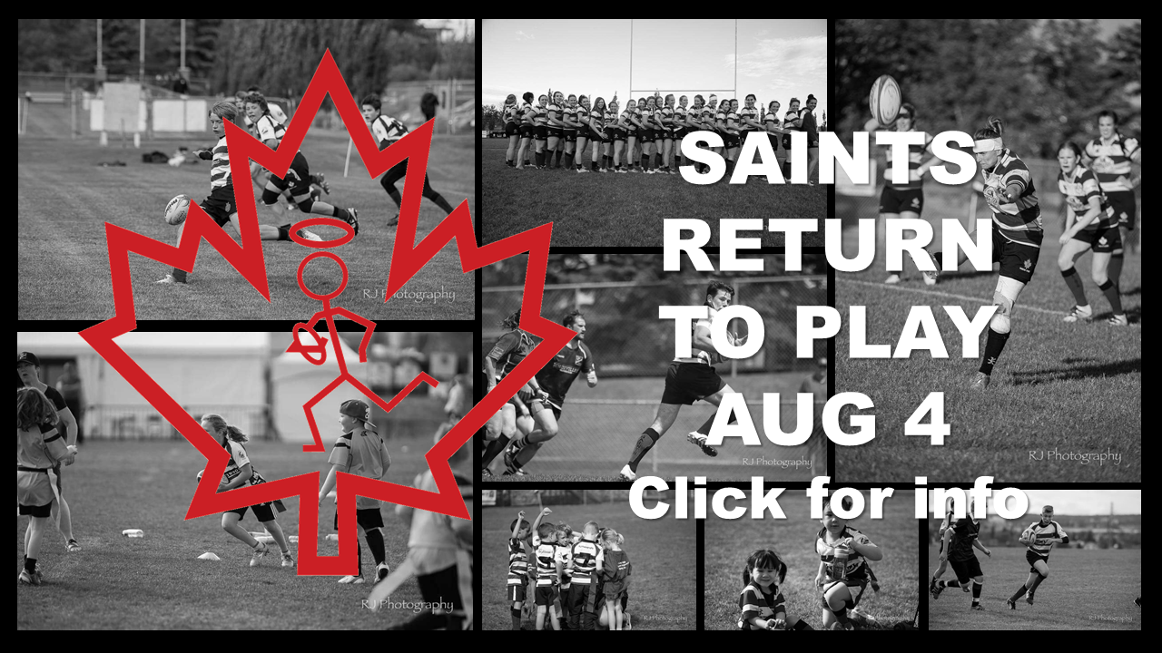 Saints Return to Play