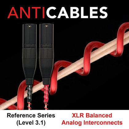 Level 3.1 Ref Series Analog XLR
