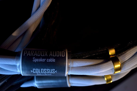 Paradox Audio - Colossus