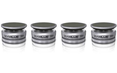 ViaBlue TriAbsorber Silver - 4 stk
