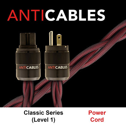 Level 1 Classic Series Power Cords